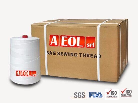 BAX ATA SACI Ata de cusut saci 100% polyester 12/4 200gr