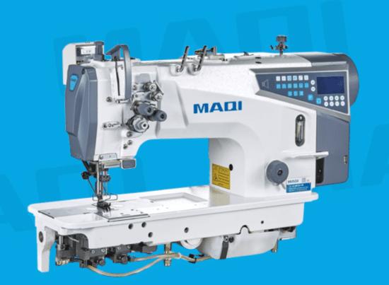 product image Masina de cusut cu 2 ace escamotabile MAQI LS 8450 EZN-D4
